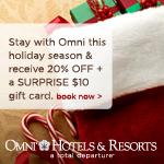 Omni Holiday Specials